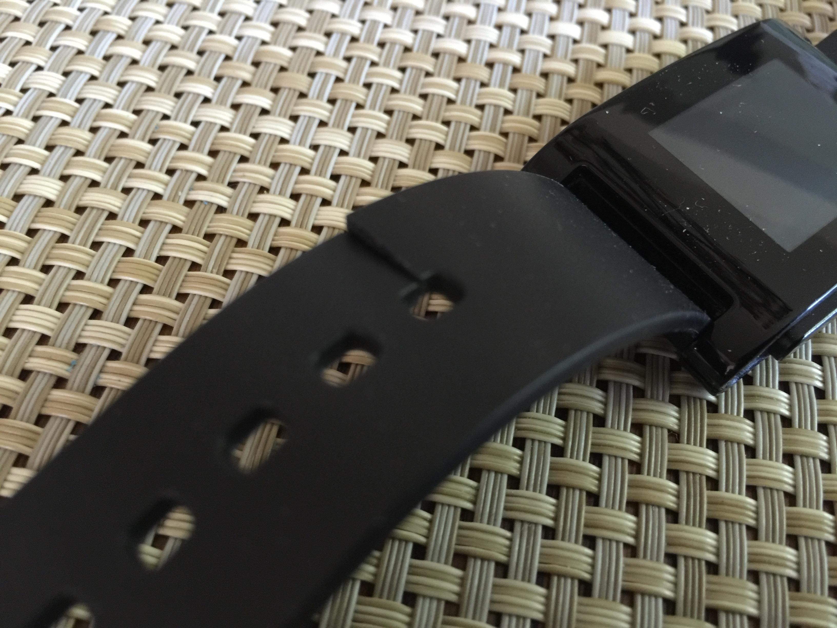 3D Printed Watch Band – Shashi Jain